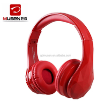 Top sale super wireless bluetooth headphone with mic bluetooth stereo headset MS-B8