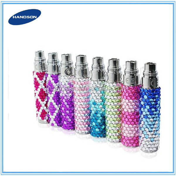 China supplier best electronic cigarette unique design use ego atomizer cig rainbow e-cigarette battery