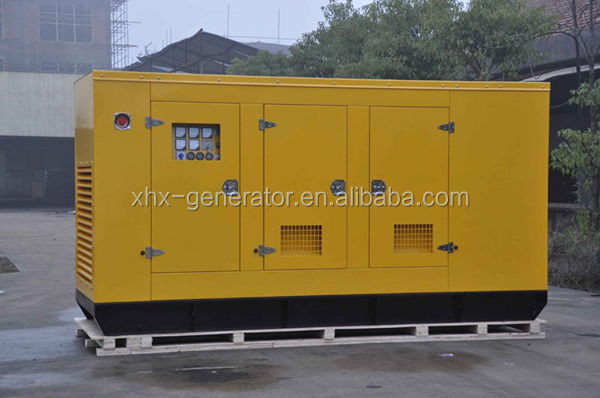 50Hz 3 phase and 4 wires 400Kva diesel generator price powered by NTA855-G4 engine