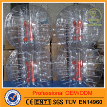 Kids and adults new inflatable clear bumper ball rent