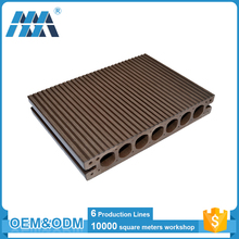 Latest pool swimming synthetic teak decking wood plastic composite decking