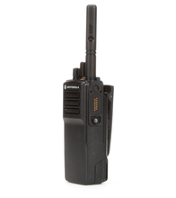 Motorola Commercial digital DP4401e with GPS two way radio