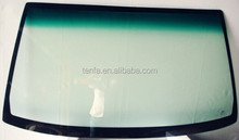 Tempered auto glass,car front glass