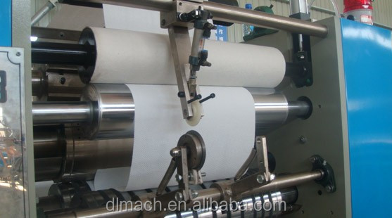 Automatic V Type Facial Face Tissue Paper Hand Towel Making Machine