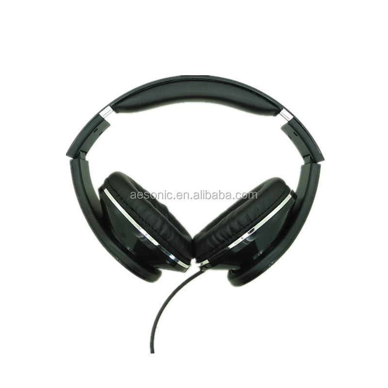 electronics first class foldable headphone for mobile accessories