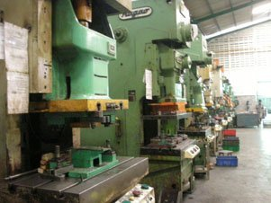 Mesin Press Stamping machine