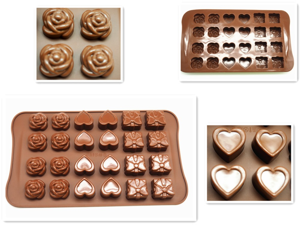 Trendy Silicone 3D Cake Mold Crown Fondant silicone Chocolate Mould Baking Tool DIY Decor