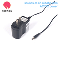 5V 500mA customized universal power adapter with USB