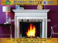 mingdian hot sale micro marble fireplaces
