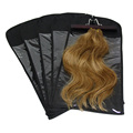 Best selling high quality hair extensions packaging bag