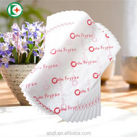 Paper Bag for Potato Chip/Fast Food Packaging Paper Bag/Craft Paper bag