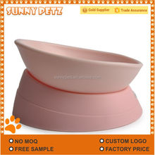 Cat Pet Bowl Raised Non-Slip Wear Safe Dog Bowl