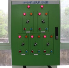 Hydro Power Equipment Generator Microcomputer Protection and Generator Fan Control Box and Excitation Control Panel