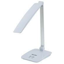 Led desk lamp with dimmer