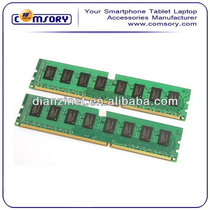 Laptop RAM / Memory DDR3 - 10600s - 1333 - 8GB ( 2 x 4GB )