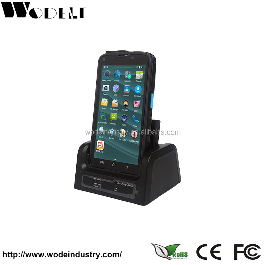 NFC Reader handheld data terminal biometric fingerprint scanner price