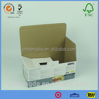 Customized Design Corrugated Fruit Carton Box,Corrugated Carton from China Mainland