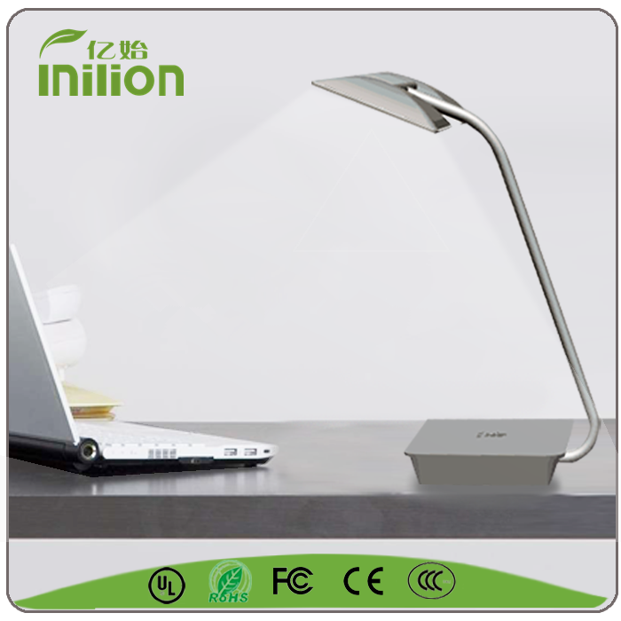 Wireless charging nature light office writing table lamp