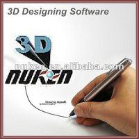 3D lenticular designing software