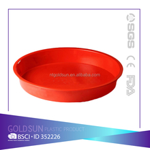 Anti-slip Custom Printed Wholesale plastic Serving Tray / Bar Tray Wholesale