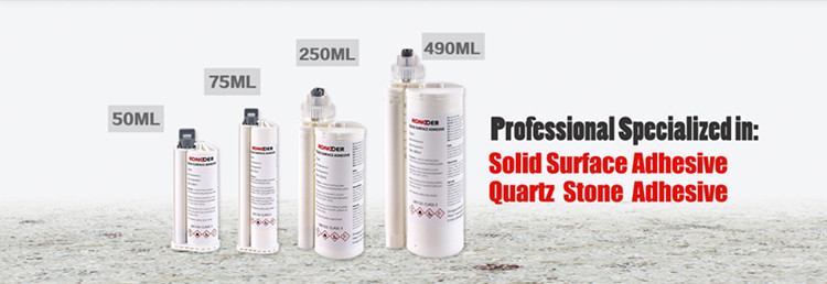 Hot Selling Products Good Price 250ml Solid Surface Glue For Corian Joint Adhesive With Kitchen Countertop