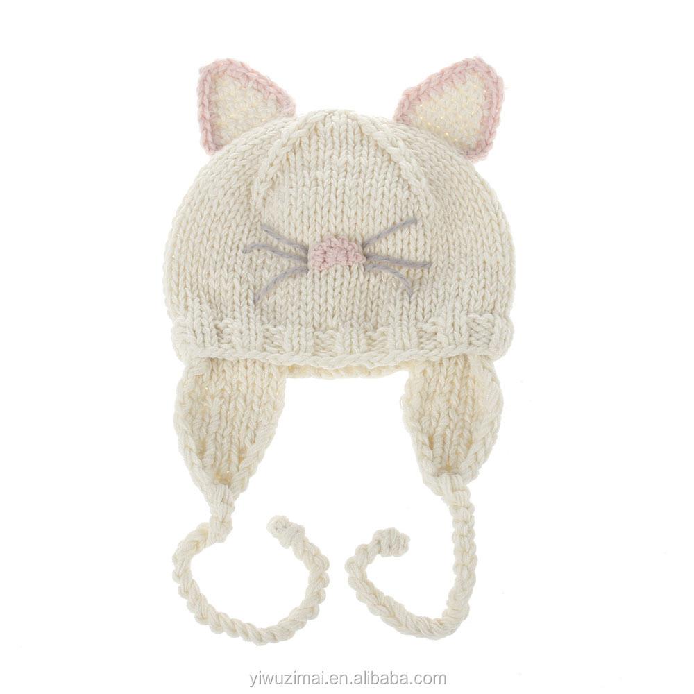 Venta al por mayor bebé sombrero del invierno-Compre online los ...