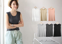 comfortable breathable summer t shirts stylish girls sleeveless t-shirt