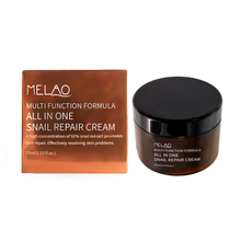 Melao Best Beauty Snail Skin Whitening and Anti-aging Cream Face Lightening Cream with Kojic Acid Vitamin C Hyaluronic Acid