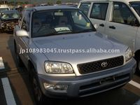 Toyota Rav 4 4WD SUV Japanese used car