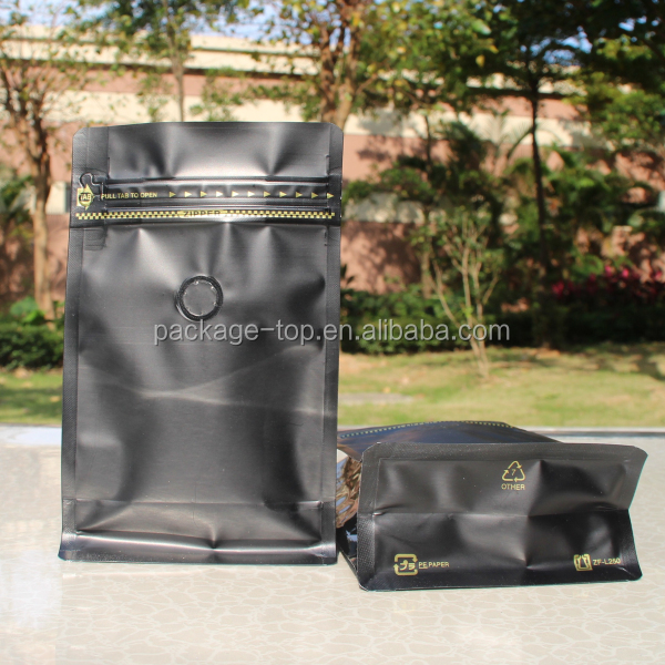 new products on china market plastic packaging bag for nuts or coffee food stand up bags with zipper
