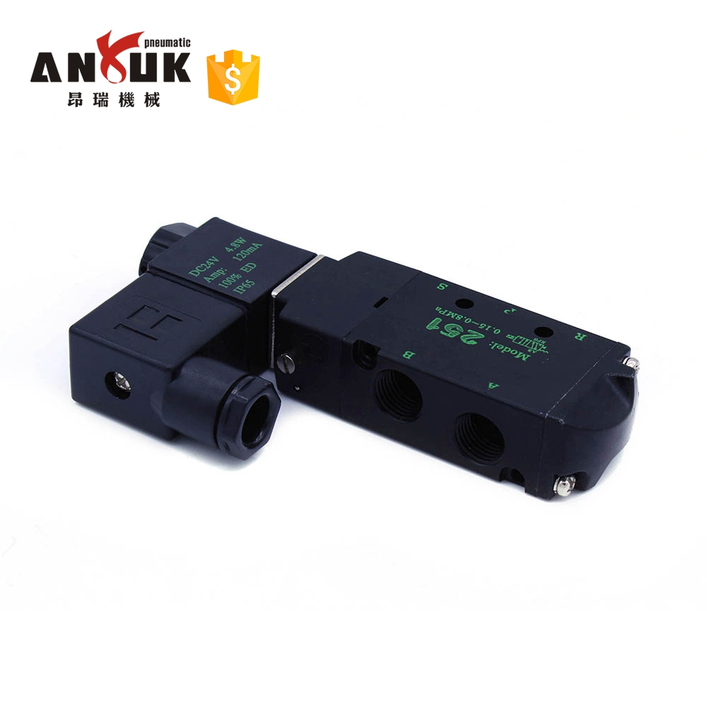 High quality standard control solenoid valve for air
