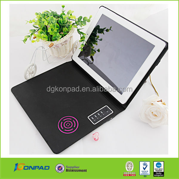 NEW Power Bank solar Charger Power Case Cover for ipad