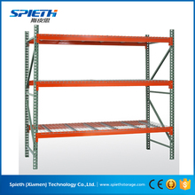 Cheap price warehouse heavy duty storage teardrop pallet racking system