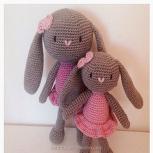 hand made knitted toy,knit accessories Hand Crochet knitted dolls Manufacture wholsale price