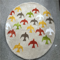 Kid toys,Hand tufted,cartoon animation carpet/caps