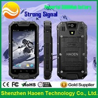 Cheap China Rugged MiL Rated IP68 Waterproof Shockproof Android 4.2 Under Water Smartphone Fully Sealed for Harsh Weather