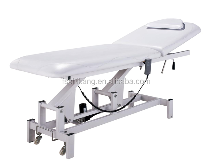 2015 Professional medical clinic 1 motor electric facial bed used electric massage table