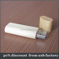 mass production 8GB wooden usb 3.0 flash drive