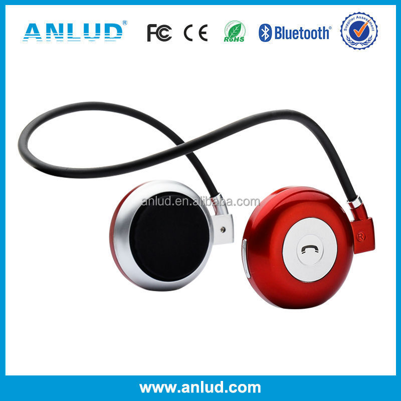 2015 Promotion gift ! Magift3 Wireless stereo bluetooth cheap wireless headphone Unique!