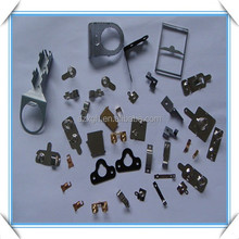 high quality low carbon steel wire stamping parts for door catches