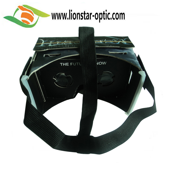 DIY Promotion Virtual Reality Google VR Cardboard for All Smart Phone