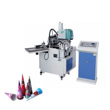 Lowest price Automatic Ice Cream Paper Cone Sleeve Making Machine
