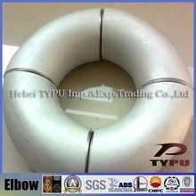 12 inch STD WPS31254 stainless steel pipe short raidus elbow fitting from Hebei Cangzhou factory