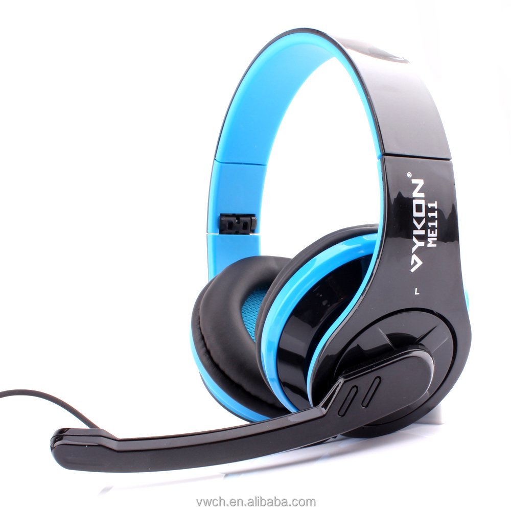 noise cancelling gaming microphone headset for PS4