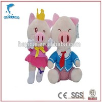 Plush stuffed toys for crane machines made in China
