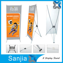 Promotion X Display Rack,China Advertising Display for Sale
