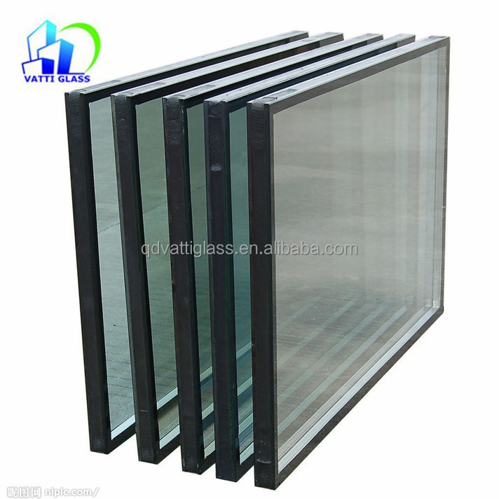 Insulating Glass Double Glazed Glass Used In Window