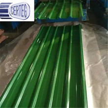 YX18-76-608 color coated steel roof/metal roof export to Canada