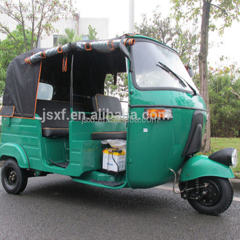 Indian style for passenger bajaj /three wheel tricycle