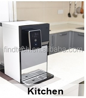 Free install portaple home purify machine ro water dispenser hot and cold appliances depot coffee drinking water filter